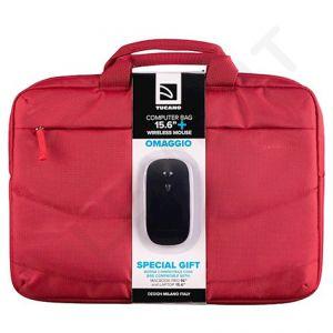 Tucano bag + wireless mouse (BU-BIDEA-WM-R)