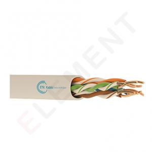 Etk kablo ET-Cat5e-UTP-4x2x24AWG-LSZH-305M