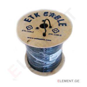 Etk kablo ET-Cat5e-UTP-4x2x24AWG-OUT-305M