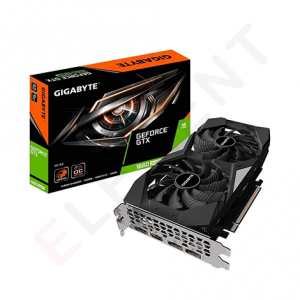 Gigabyte GeForce GTX 1660 SUPER OC 6G (GV-N166SOC-6GD)