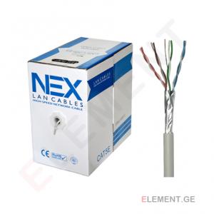 NEX (NEX-5E-FTP-CCA-PVC-305M)