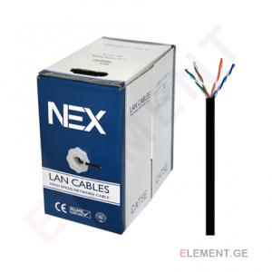NEX (NEX-5E-UTP-CCA-PE-305M)