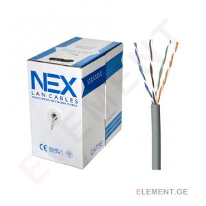 NEX (NEX-5E-UTP-CCA-PVC-305M)