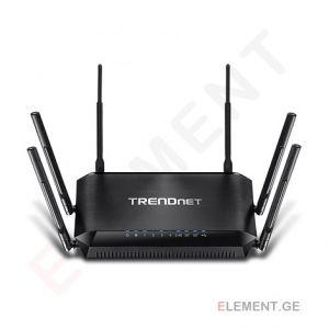 Trendnet AC3200 Tri Band (TEW-828DRU)