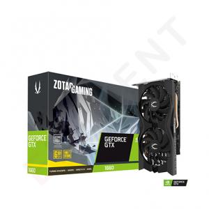 ZOTAC GeForce GTX 1660 Twin Fan (ZT-T16600K-10M)